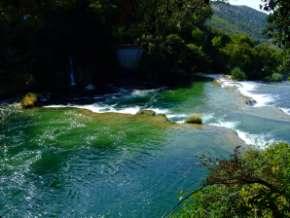 rivière parc national krka