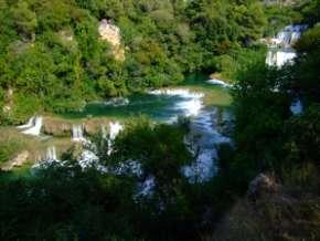 rivière krka parc national croate