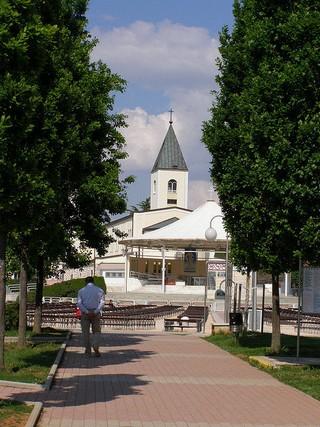 Medjugorje, un véritable lieu de pèlerinage catholique (Tourisme Bosnie) 11