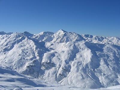 alpes autriche tyrol