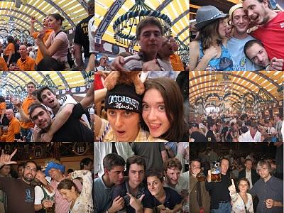 Comment choisir la meilleure tente lors de la fête de la bière de Munich? 3