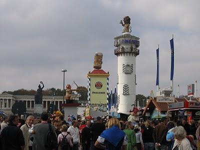 La Bavière, Munich et Oktoberfest, la fête de la bière de Munich 11