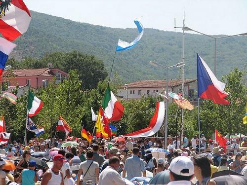 Medjugorje, un véritable lieu de pèlerinage catholique (Tourisme Bosnie) 3