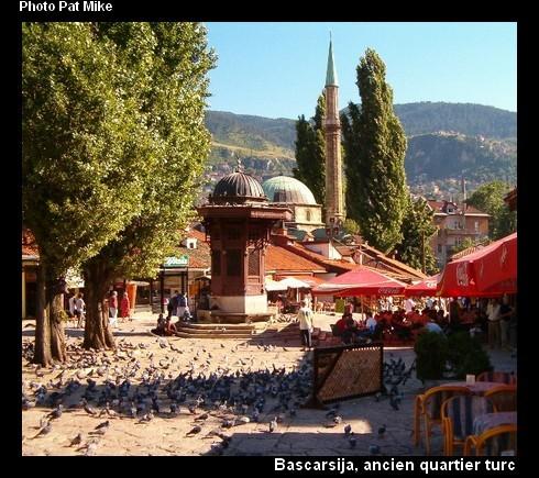 Visiter Sarajevo ; ville multiple au carrefour des cultures et religions en Bosnie 7