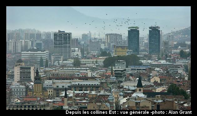 Visiter Sarajevo ; ville multiple au carrefour des cultures et religions en Bosnie 8