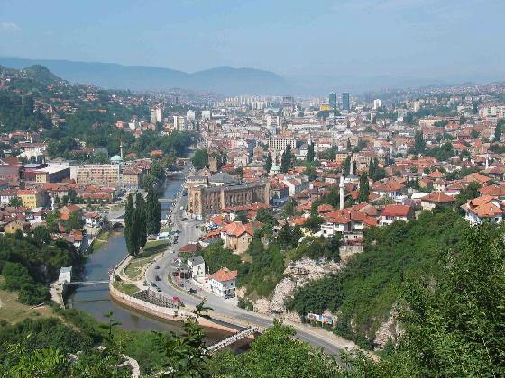 Visiter Sarajevo ; ville multiple au carrefour des cultures et religions en Bosnie 1