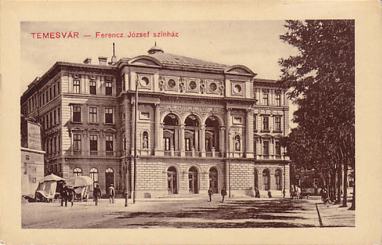 Timisoara reconvertit ses monuments historiques au service du Théâtre 2