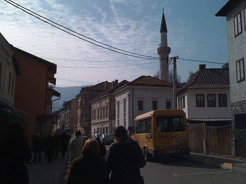travnik mosquee bosnie