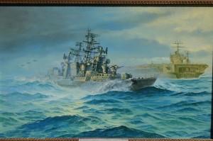 Andrei Loubianov, « le peintre des catastrophes navales » 1