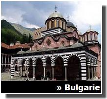 BROCHURES BULGARIE