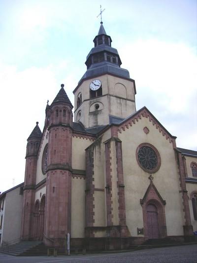Salm Salm ; ancienne principauté dans les Vosges (Tourisme Lorraine) 3