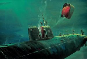 Andrei Loubianov, « le peintre des catastrophes navales » 3