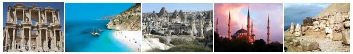 Itinéraire en Turquie (Istanbul, Antalya, Kekova, Dalyan, Ephese, Pamukkale, Cappadoce) : besoin de conseils 1