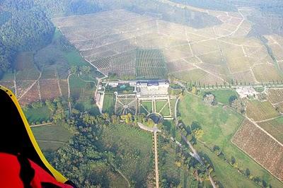 Vol en ULM - Le Beaujolais vu d'en haut 5