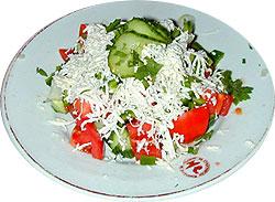 salade chopska bulgare