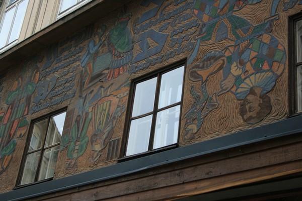 salzbourg facade