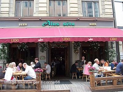 Boire et manger à Riga : bonnes adresses 1
