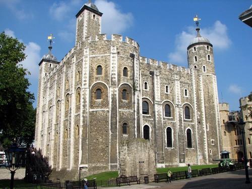 Tourisme Londres - La Tour de Londres ; White Tower 2