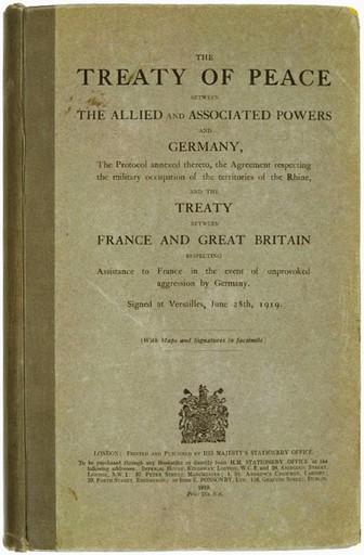 traité de paix allemagne france