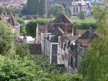 auxerre ville historique