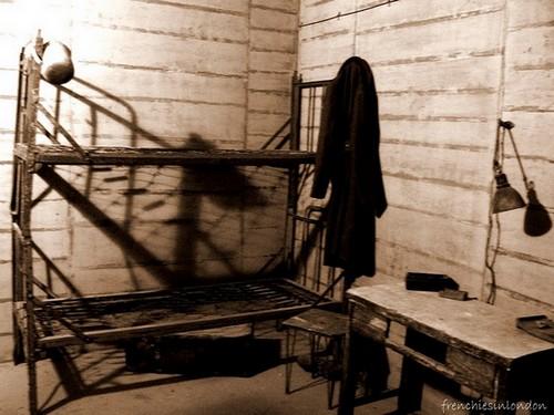londres barbican bunker