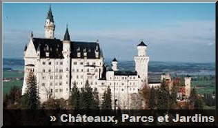 chateaux allemagne