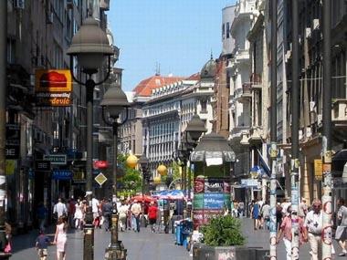 Knez Mihailo : flâner dans le centre de Belgrade 1