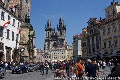 Un monument à une prostituée de Prague