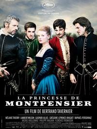 la princesse de montpensier, bertrand tavernier, affiche