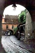 Sighisoara ; très belle ville au coeur du Mures 16