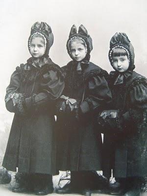Les 3 soeurs de Kafka