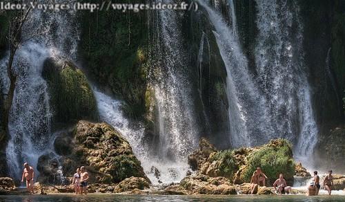 Kravice : lac et parc naturel de chutes en Bosnie-Herzégovine 7