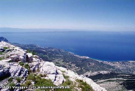 Parc naturel Biokovo : randonnée panoramique magnifique en Dalmatie centrale (Makarska) 23