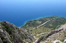 Biokovo route et Adriatique
