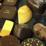 Chocolats belges gratuits