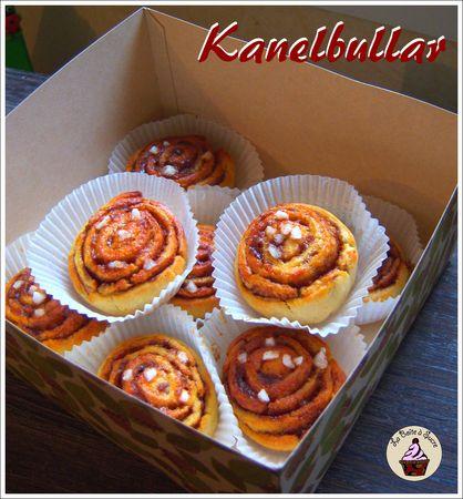 Kanelbullar recette suedoise petits pains cannelle