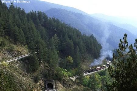 Station Jatare Train Mokra Gora