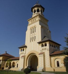 Alba Iulia ; ville bastionnaire de Transylvanie, symbole de l'Union de la Roumanie 1