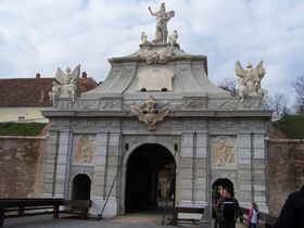 Alba Iulia ; ville bastionnaire de Transylvanie, symbole de l'Union de la Roumanie 3