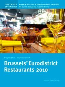 Où bien manger dans l'Euro district à Bruxelles? 1