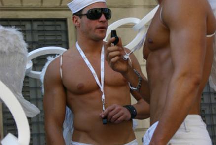 Gay pride Milan