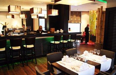 novak restaurant novi beograd belgrade salle