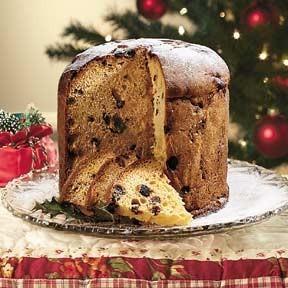 Panettone Gâteau italien