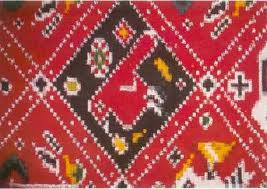Patola de Patan et du Gujarat ou l'art de tisser un sari 1