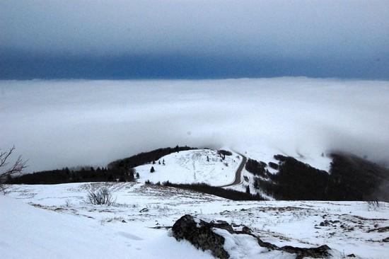 Tombe la neige sur les Vosges 1