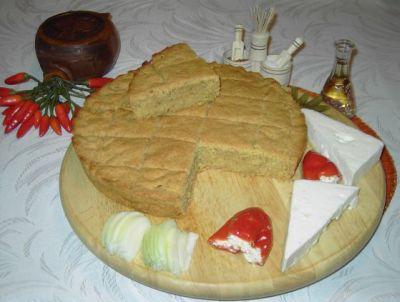 Proja, un pain au maïs très répandu en ex Yougoslavie 1