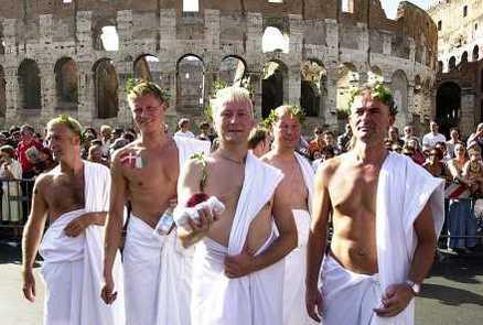 rome gay