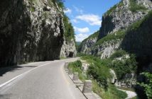 oute montenegro canyon moraca