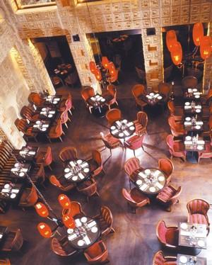 Restaurant Barlotti Paris 1