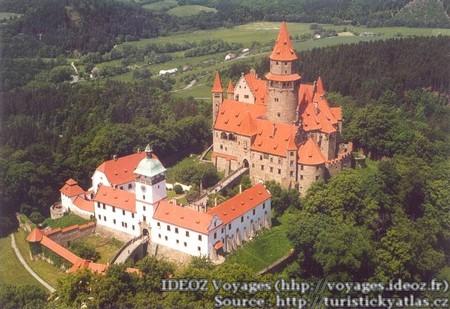 Que visiter en Moravie (Tourisme République Tchèque - CZ) 2